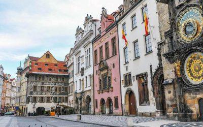 Екскурзия в Прага 55+ и приятели | полупансион | автобус | 699 лв.