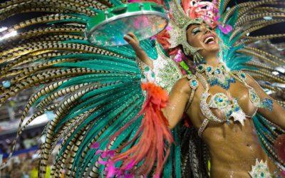 Карнавал в Рио, водопади Игуасу и танго в Буенос Айрес