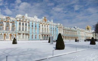 Нова година в Русия – Москва и Санкт Петербург | 8 дни |