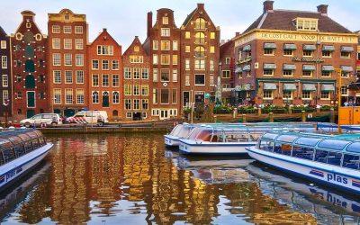 Белгия и Холандия – екскурзии със самолет  
