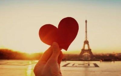 Св. Валентин в Париж – със самолет |