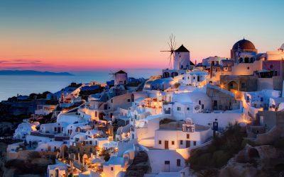 Почивка на остров Санторини | със самолет | 7 нощувки