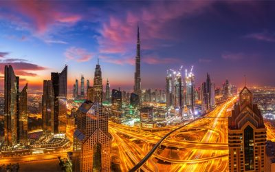 Дубай – Рай в Ориента |
