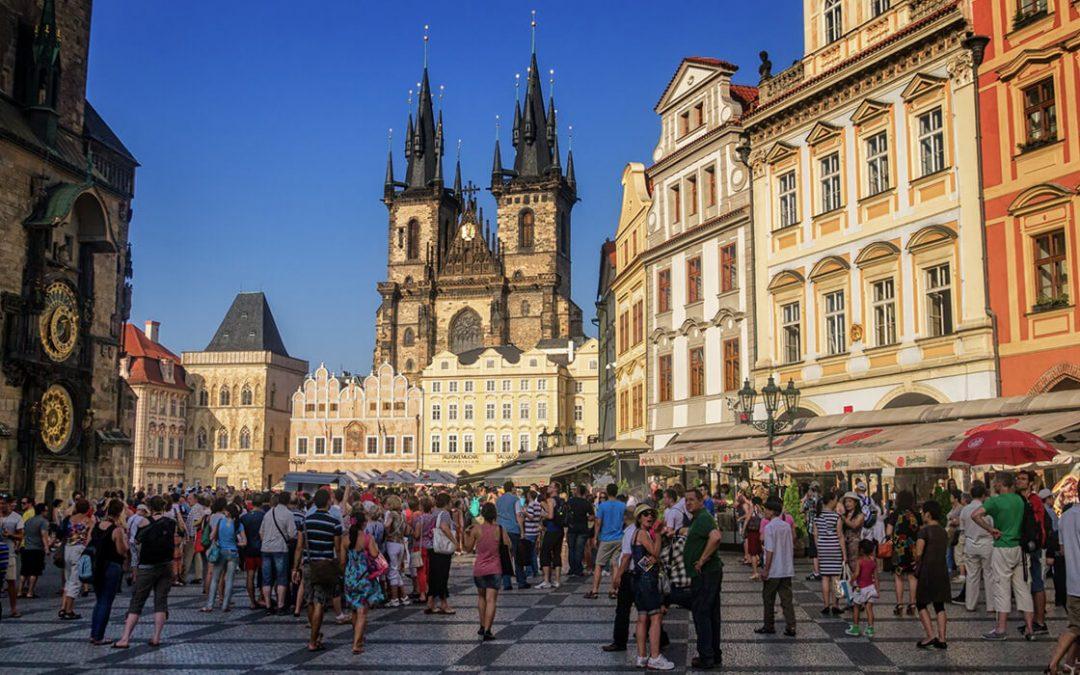 Лято в Прага   самолетна   3 нощувки   потвърдена!